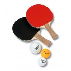Набор ракеток для настольного тенниса STIGA Technique 2 ракетки+3 мяча