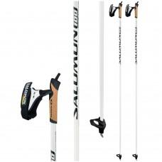 Палки лыжные SALOMON EQUIPE 100 CARBON KIT