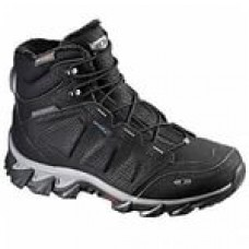 Ботинки SALOMON Elbrus WP Black/Black/Detroit