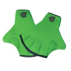 Акваперчатки MADWAVE зеленый