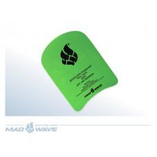 Доска для плавания MADWAVE Kickboard Kids 28,5*20,5*3,2см