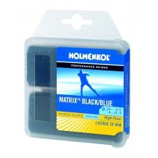 Парафин HOLMENKOL MATRIX Black/Blue -6-20
