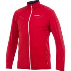 Куртка мужская CRAFT STORM красный