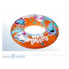 Круг плавательный MADWAVE Ring 70см