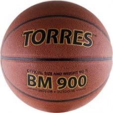 Мяч баскетбольный TORRES BM900 резина
