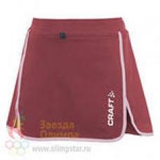 Юбка велосипедная CRAFT Skirt шелковичный