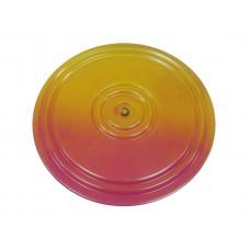 Диск здоровья металлический 28см многоцветный