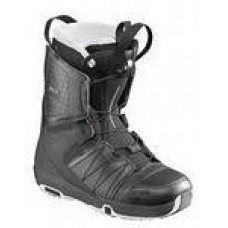 Ботинки cноубордические SALOMON FACTION BLACK
