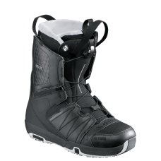 Ботинки cноубордические SALOMON FACTION BOA BLACK