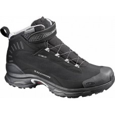 Ботинки SALOMON Deemax 3 TS WP W Black/Black/Alu