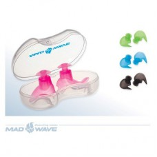 Беруши MADWAVE Ergo Ear Plugs силиконовые