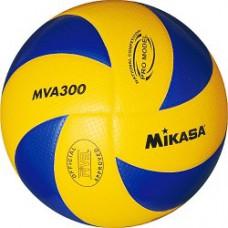 Мяч волейбольный MIKASA MVA300 FIVB сине-желтый