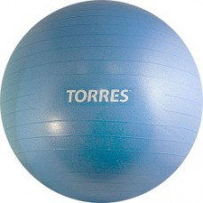 Мяч для фитнеса TORRES 65см с насосом