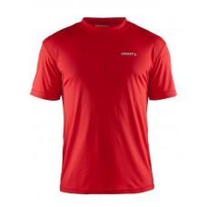 Футболка мужская CRAFT Prime Run красный