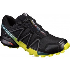 Кроссовки SALOMON Speedcross 4 Black/Everglade/Sulp