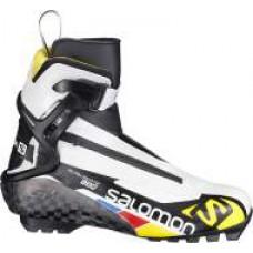 Ботинки лыжные SALOMON S-LAB SKATE PRO 13/14