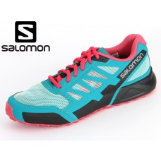 Кроссовки SALOMON City Cross Aero W Igoo Blue/Peacock Blue/Hot Pink