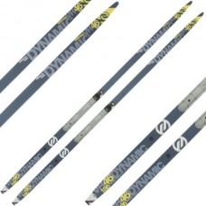 Лыжи беговые DYNAMIC 46 WAX с креплениями