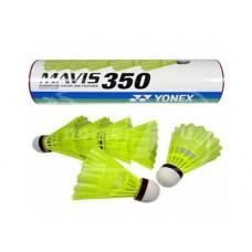 Воланы YONEX Mavis 350 6шт нейлон