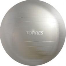Мяч для фитнеса TORRES 75см с насосом