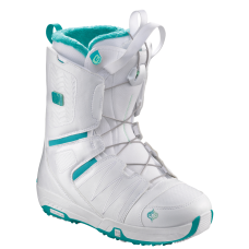 Ботинки cноубордические SALOMON PEARL WHITE