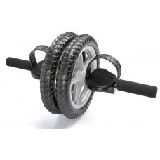 Ролик гимнастический HouseFit Power Wheel с педалями
