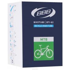 "Камера велосипедная BBB 26""x1.5-1.75 AV"
