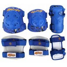 Защита роликовая TECH TEAM Safety Line 600