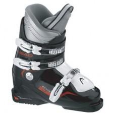Ботинки горнолыжные HEAD EDGE J3 Black/White