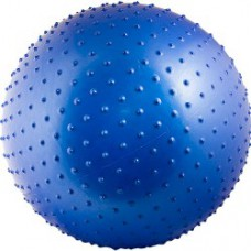 Мяч для фитнеса TORRES 65см массажный с насосом
