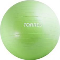 Мяч для фитнеса TORRES 55см с насосом