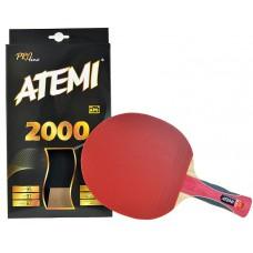 Ракетка для настольного тенниса ATEMI 2000 Анатомическая