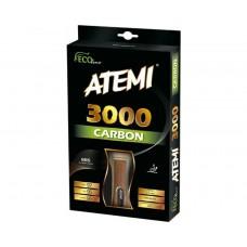 Ракетка для настольного тенниса ATEMI 3000 Анатомическая