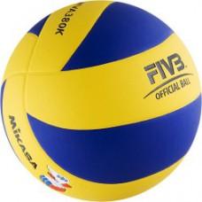 Мяч волейбольный MIKASA MVA380K сине-желтый