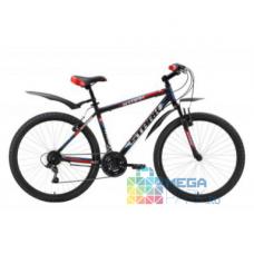Велосипед STARK Outpost 2016 черный/красный