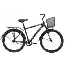 Велосипед STARK Indy Single 2016 черный/серый