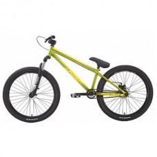 Велосипед STARK Jigger 2015 оливковый/желтый