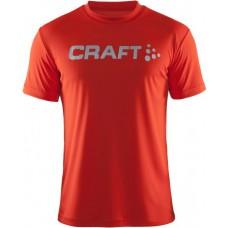 Футболка мужская CRAFT Prime Run Logo оранжевый