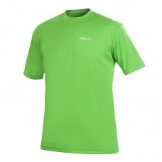 Футболка мужская CRAFT Prime Run зеленый