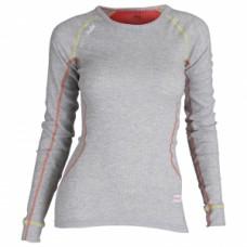 Термобелье рубашка женская SWIX RaceX серый
