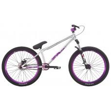 Велосипед STARK Grinder 2015 стальной/сиреневый