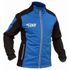 Куртка разминочная RAY RACE сине-черная