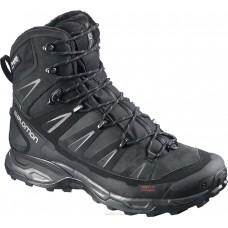 Ботинки SALOMON X Ultra Winter CS WP Black