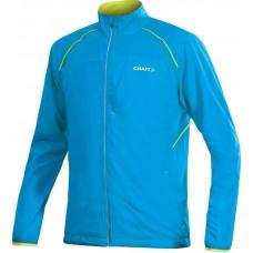 Куртка мужская CRAFT Active Run ярко-голубой