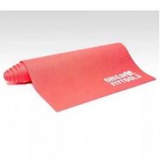 Коврик для йоги FITTOOLS 1900х640х5мм розовый