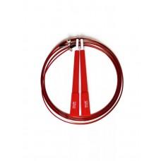 Скакалка FITTOOLS металический трос 120гр эргономичные ручки