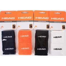 "Напульсники HEAD 2,5"" ширина 12,7см"