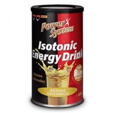 Напиток POWER SYSTEM изотонический 800гр ананас