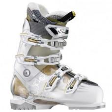 Ботинки горнолыжные SALOMON DIVINE RS 7 White/Gold