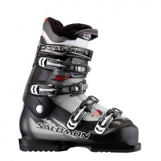 Ботинки горнолыжные SALOMON MISSION 60 Black/Shade